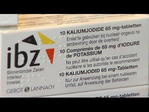 Βέλγιο: Χάπια κατά της ραδιενέργειας σε όλον τον πληθυσμό!