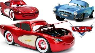 ТАЧКИ Молния Маквин меняет цвет Гонки Мультик про Машинки для Детей Disney Cars McQueen Игрушки ТВ
