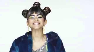 "Zendaya For CoverGirl - ""Easy Breezy Beautiful"""