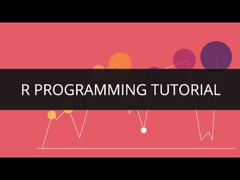 R Programming Tutorial for Beginners – 1 | R Language Tutorial – 1 | R Studio | Edureka