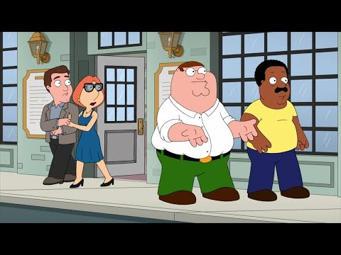 Lois Is Almost Caught Cheating   -Family Guy Bri Robot Scenes-
