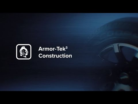 Armor-Tek3 Construction
