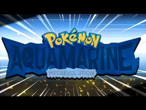 ¡DESCARGA de POKéMON AQUAMARINE GBA! -  [Oscar Brock]