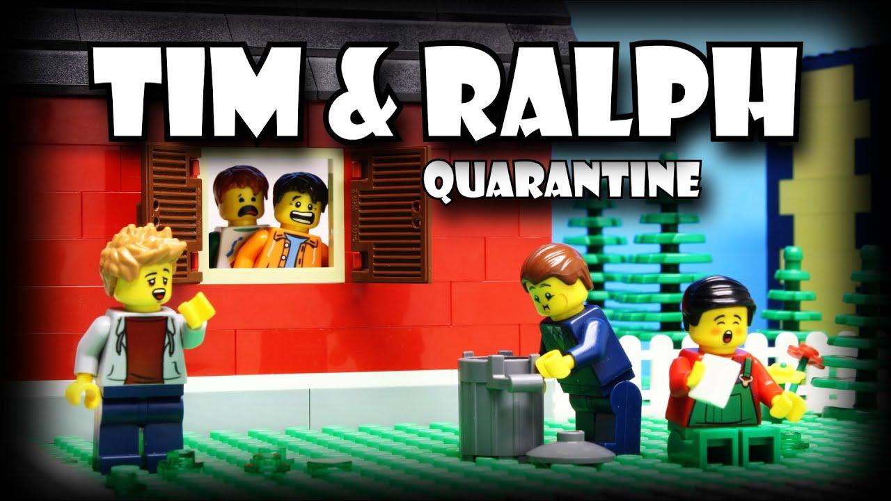 Tim and Ralph: Quarantine (Episode 32) #Stayhome