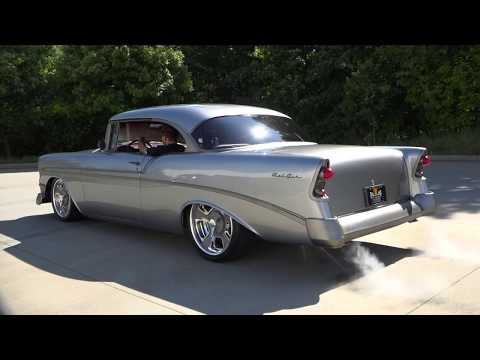 Video of '56 Bel Air - IBPP