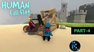 [Hindi] Human: Fall Flat | Funniest Game Ever (PART-4)