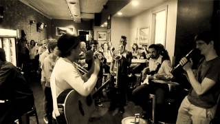 The Burroughs Around Town - You Are My Joy