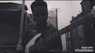 Anti flag - the project for a new american Century bass cover