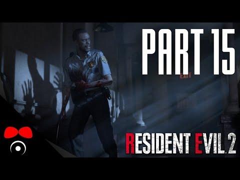 ELEKTRO SMAŽIČ! | Resident Evil 2 #15