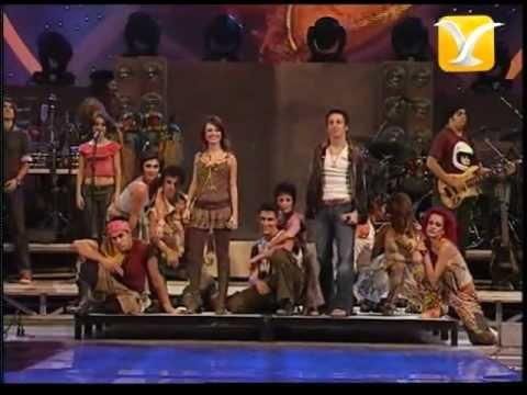 Sandy y Junior, Festival de Viña 2003