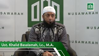 MENGHITUNG MUNDUR HARI AKHIR - UST. KHALID BASALAMAH, Lc., M.A.