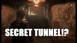 Unknown HIDDEN TUNNEL Found Under Saint Denis and DLC Clue in Red Dead Redemption 2!
