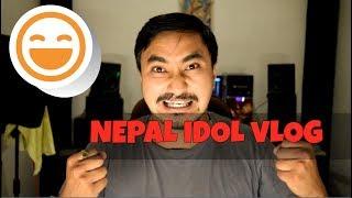What Happens Inside Nepal Idol?? #Inside Stotries // Jyovan Bhuju Music Vlogs