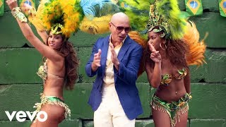 Pitbull ft Jennifer Lopez - We Are One (Ole Ola) [The Official 2014 FIFA World Cup Song]
