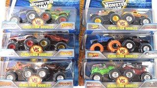 Hot Wheels Monster Jam Coleção De Carrinhos De Brinquedos