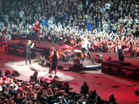Concierto Metallica