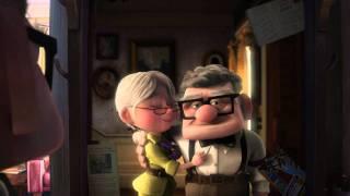 Remember When (Alan Jackson) - Carl & Ellie HD 720p
