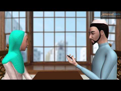 Hajj and Umrah - Character Animated Features