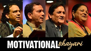 6 Motivational Shayaris To Overcome Challenges | Iqbal Ashar, Subhan Asad , Malka Naseem