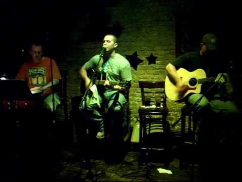 Chops Garage acoustic cover of Sober by Tool