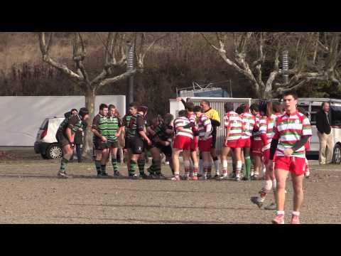 Rugby Sub16 La Única RT - Hernani (2)