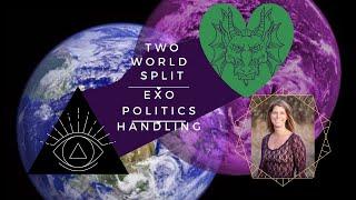 The Two World Split. ExoPolitics. Handling.