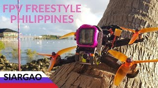 Philippines Siargao FPV Freestyle Cinematic Drone