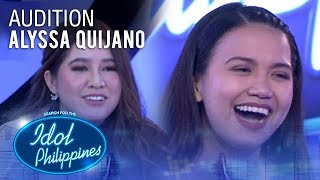 Alyssa Quijano - Araw-Gabi | Idol Philippines 2019 Auditions