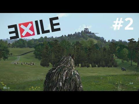 Arma 3 - Exile mod: Base building tutorial - смотреть онлайн
