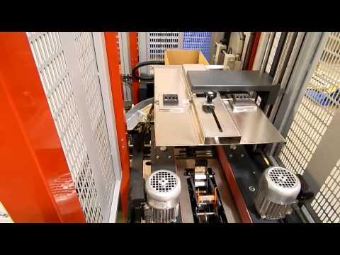 Formadora de cajas con Sellado de Solapas  en la Parte Inferior CE-10