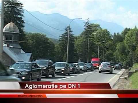 Aglomerație pe DN 1