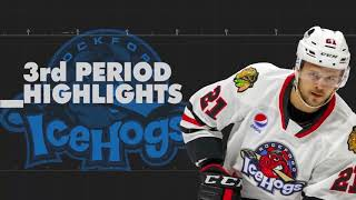 Admirals vs. IceHogs | Jan. 25, 2020