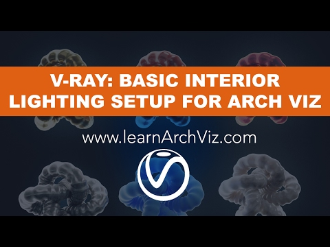 Learn V-Ray for Architectural Visualization