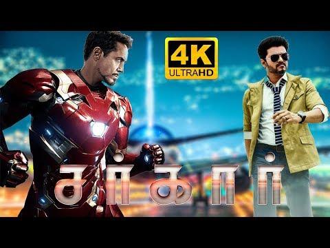 Download Sarkar Teaser 4K Remix Iron Man HD Mp4 3GP Video and MP3