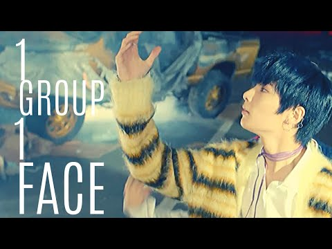 A Game of K-Pop: 1 Group 1 Face