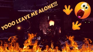 THIS B&%!H WITH THIS FLAMETHROWER NEED TO...CHILL! NO? I'LL STOP. (WWII)(ZOMBIES)