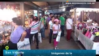preview picture of video '17° Fiesta Nacional de la Cosechadora en San Vicente (SF)'