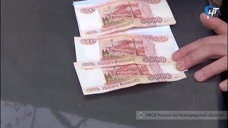 В Новгородской области соцработницу подозревают в вымогательстве 30 тысяч рублей у дочери пенсионера