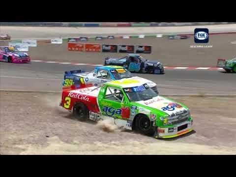 NASCAR Mexico Series (+ Support Races) 2019. Autódromo Aguascalientes. All Crashes & Fails