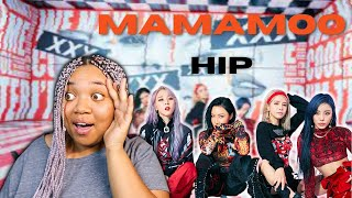 I love Everything About This! I MAMAMOO - Hip MV (REACTION)