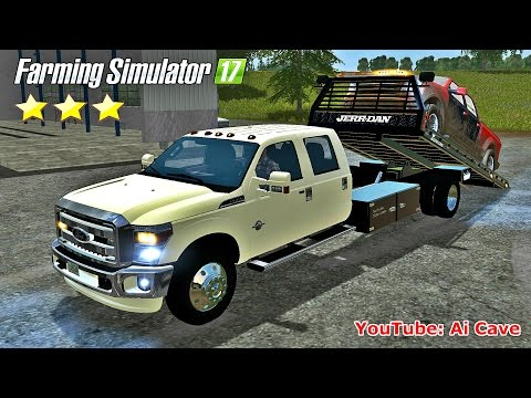 Tow Bar     :: Farming Simulator 17 General Discussions