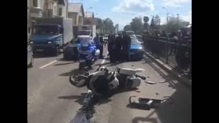ЖУТКОЙ АВАРИЕЙ закончилась в Екатеринбурге погоня инспектора ДПС за нарушителем