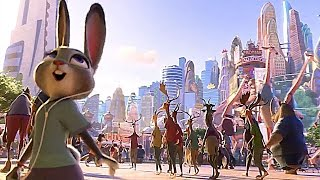 "Welcome to ZOOTOPIA with Shakira's ""Try Everything"" ! - Movie Clip"