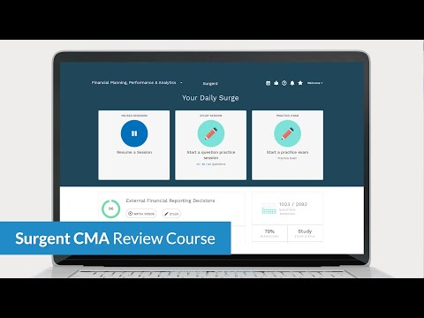 Surgent CMA Review: Quick 2-Minute Overview - YouTube