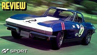 GT SPORT - 1963 Chevrolet C2 Corvette REVIEW
