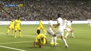 preview picture of video 'Goles del Villarreal ante el FC Astana'