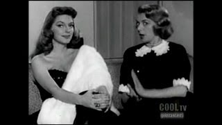 "JULIE LONDON: HISTORIC ""CRY ME A RIVER"""