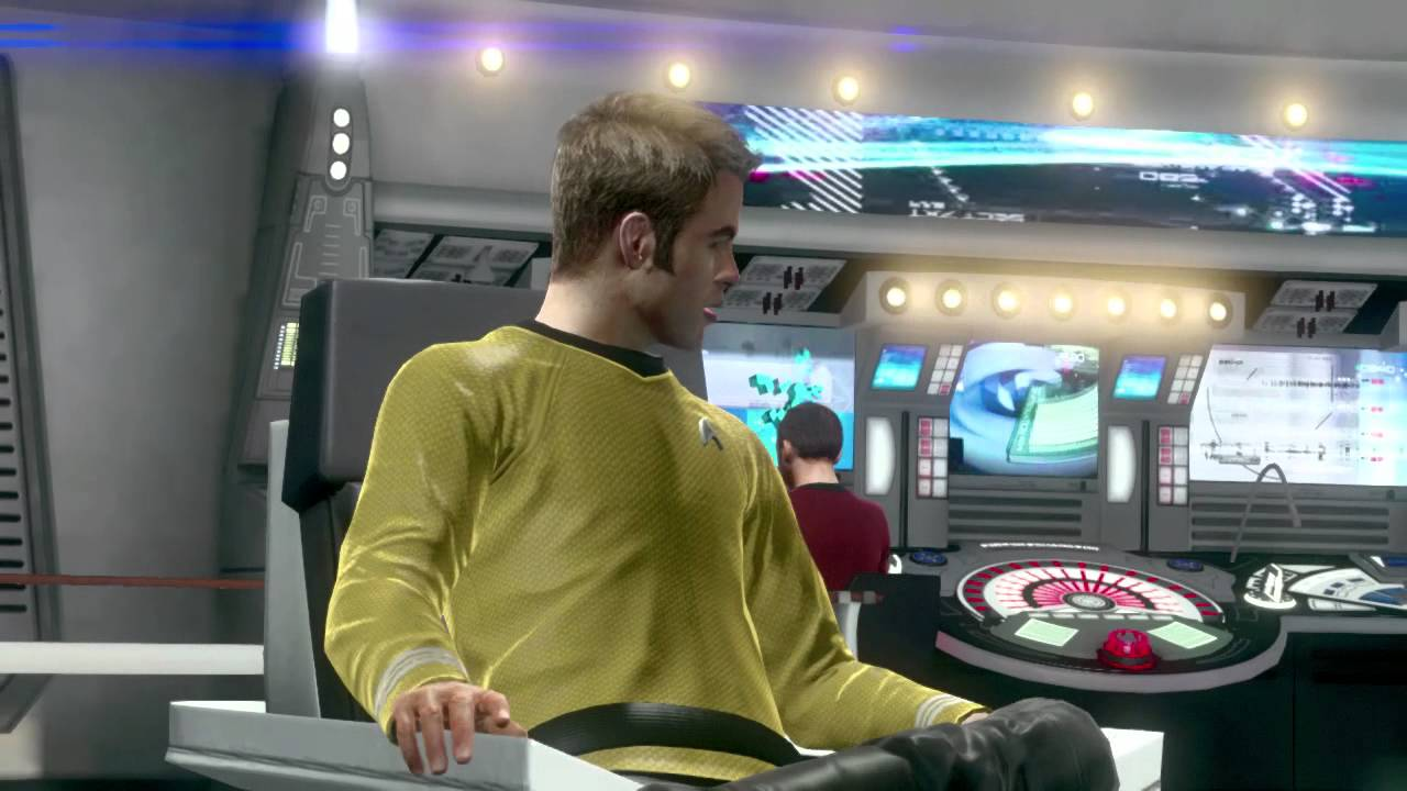 Finally, A Decent Look At The Star Trek Game