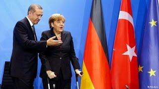 Германия обвиняет Турцию в шпионаже на своей территории
