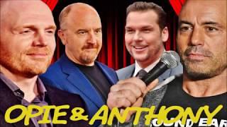 Joe Rogan & Bill Burr - Louis CK vs Dane Cook Joke Stealing